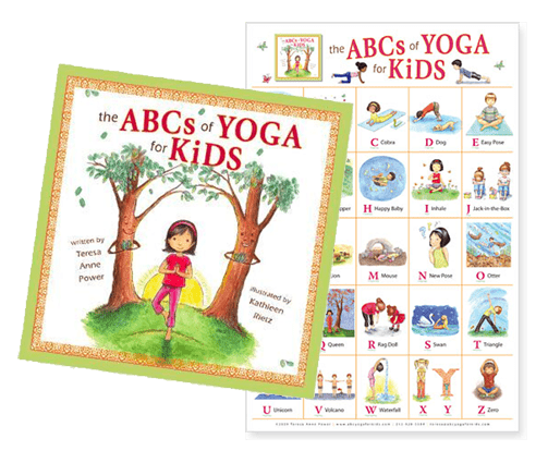 Store The ABCs of Yoga for Kids